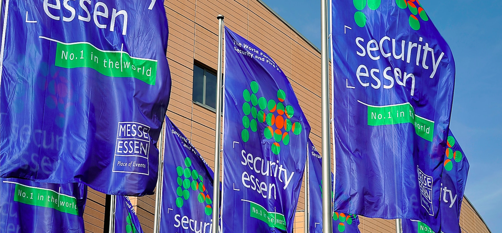 У Німеччині завершилась Security Essen