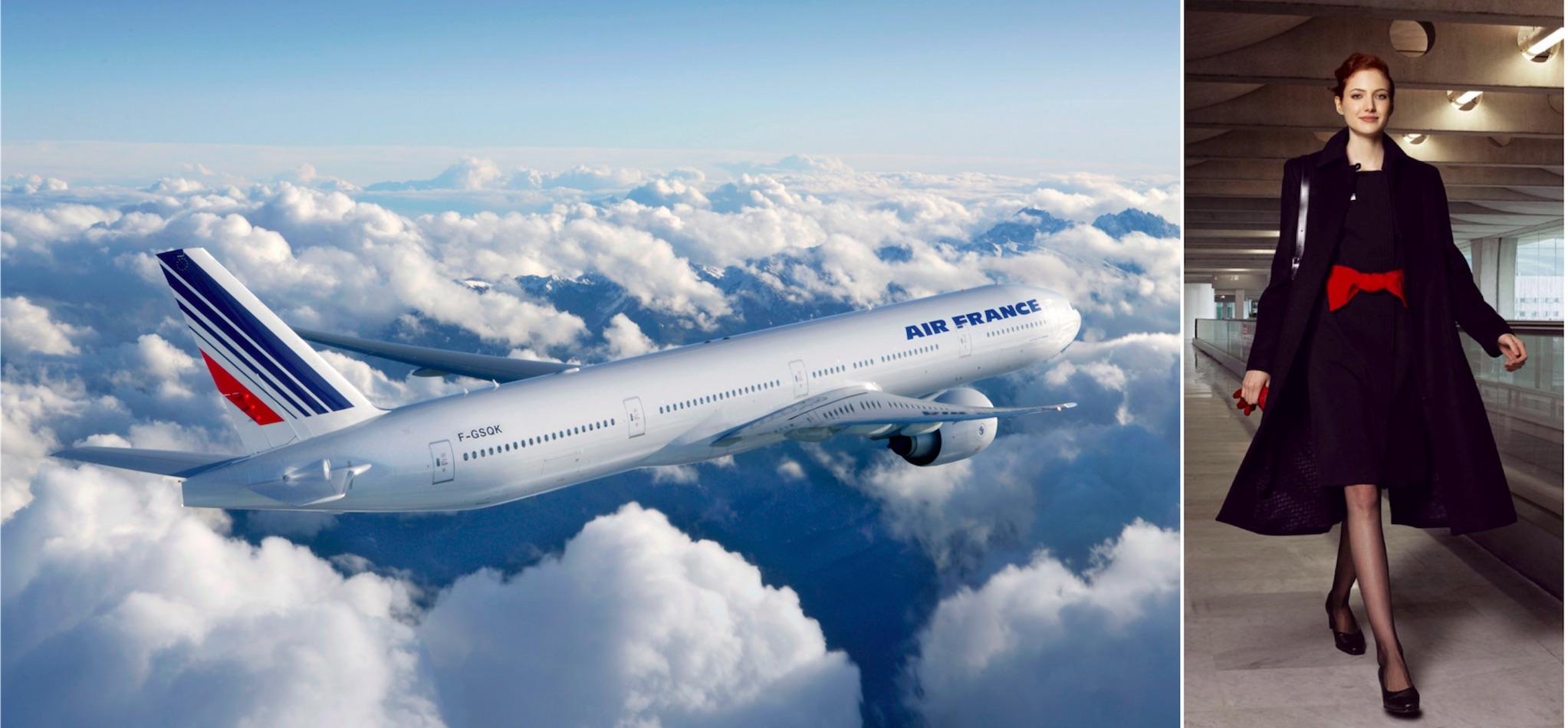Елегантна безпека від Air France