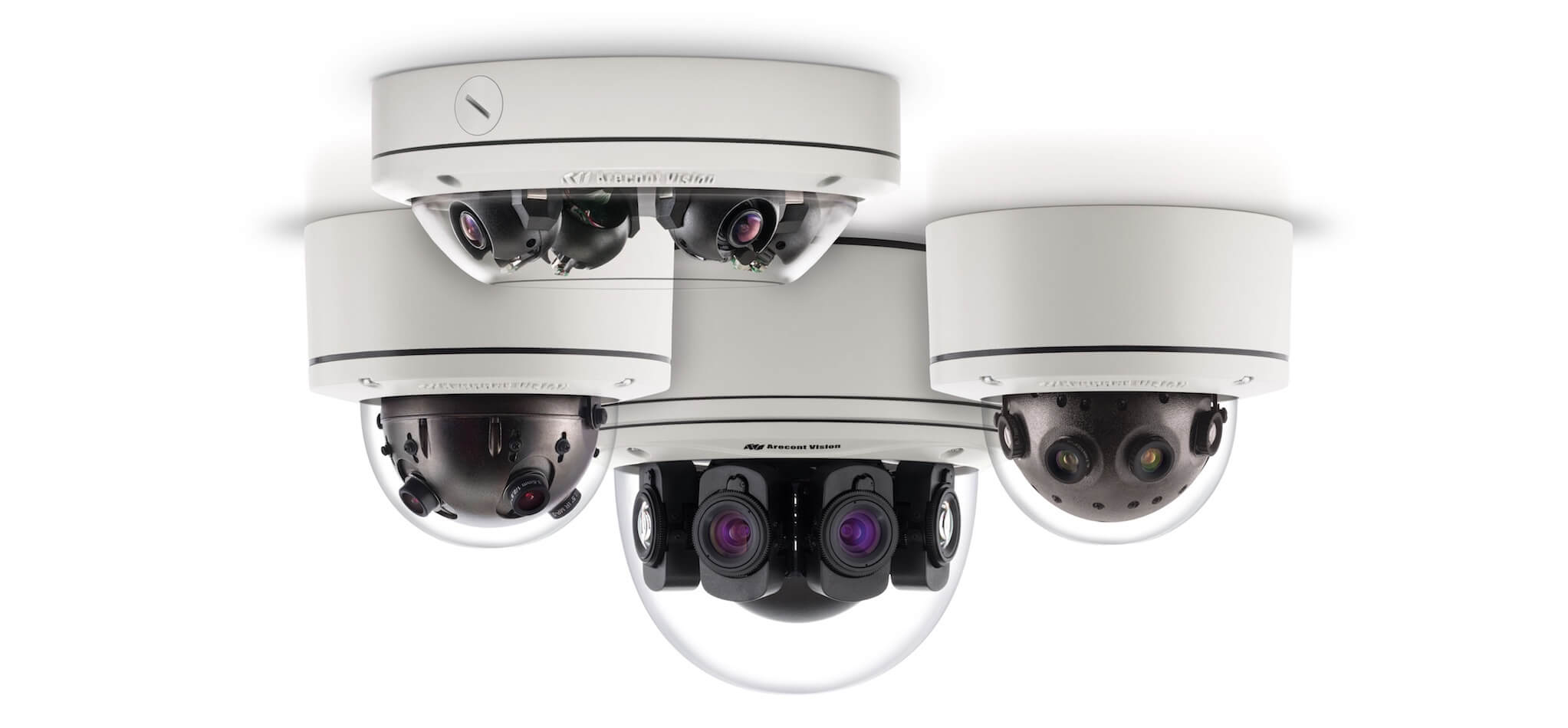 Новинки видеонаблюдения от Arecont Vision