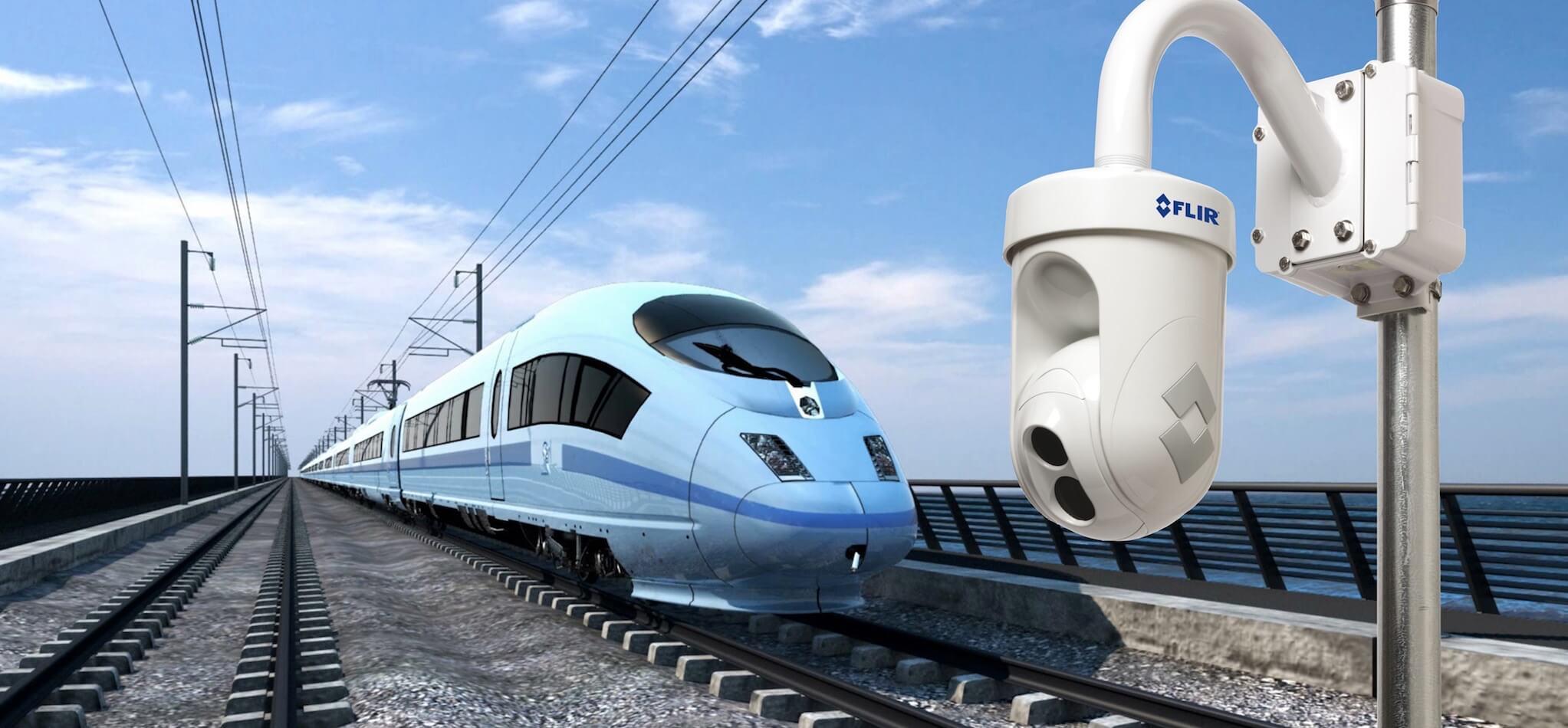 Тепловизионные системы как составляющая Безопасной железной дороги