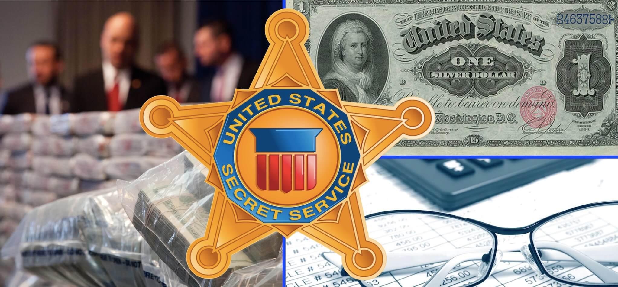 Секретна служба Мінфіну США