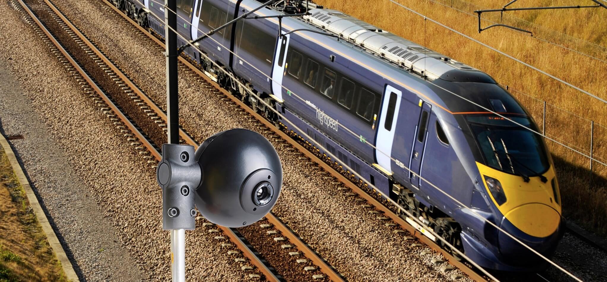 Тепловізор – універсальне рішення для Залізничного транспорту