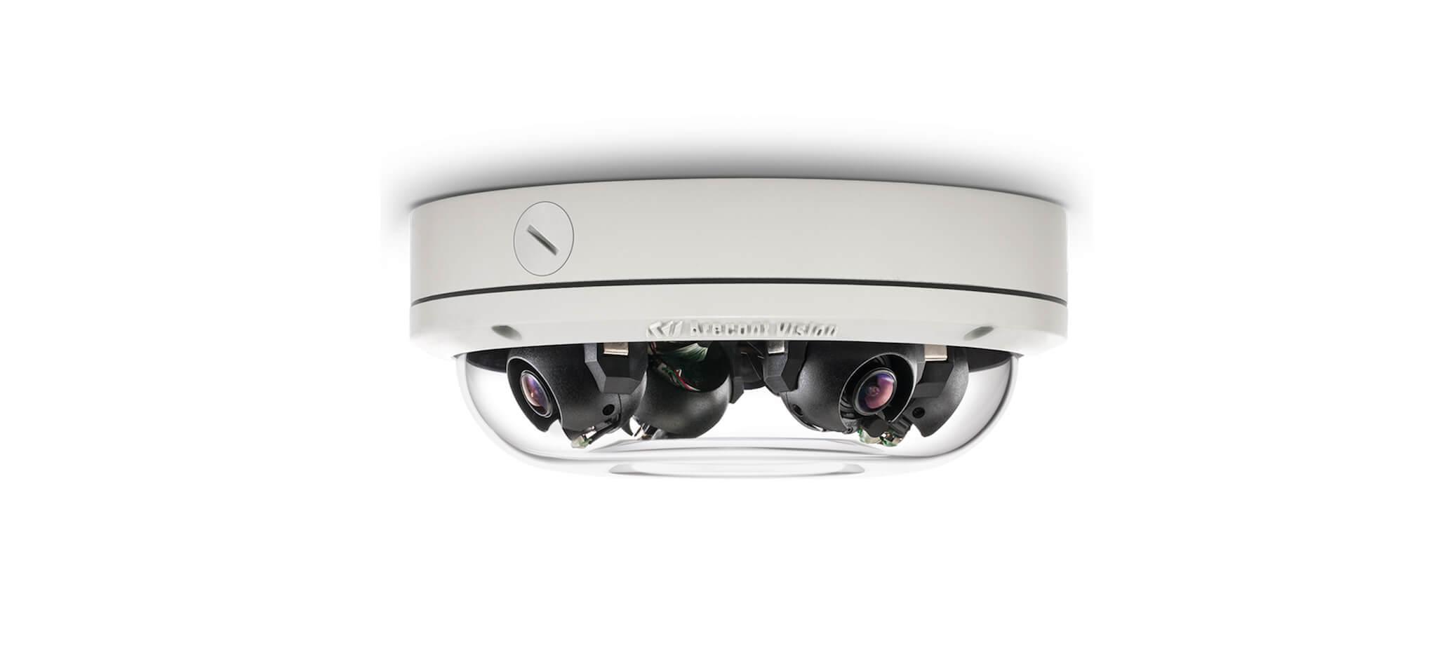Arecont Vision усовершенствовала ПО для мультисенсорных видеокамер