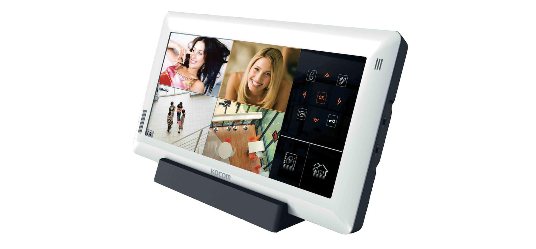 Відеодомофон Kocom KVR A510