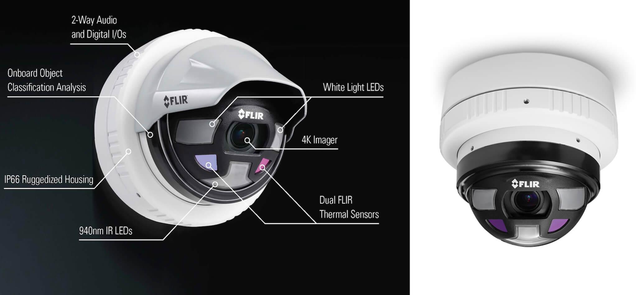 Відеокамери FLIR: все в одному