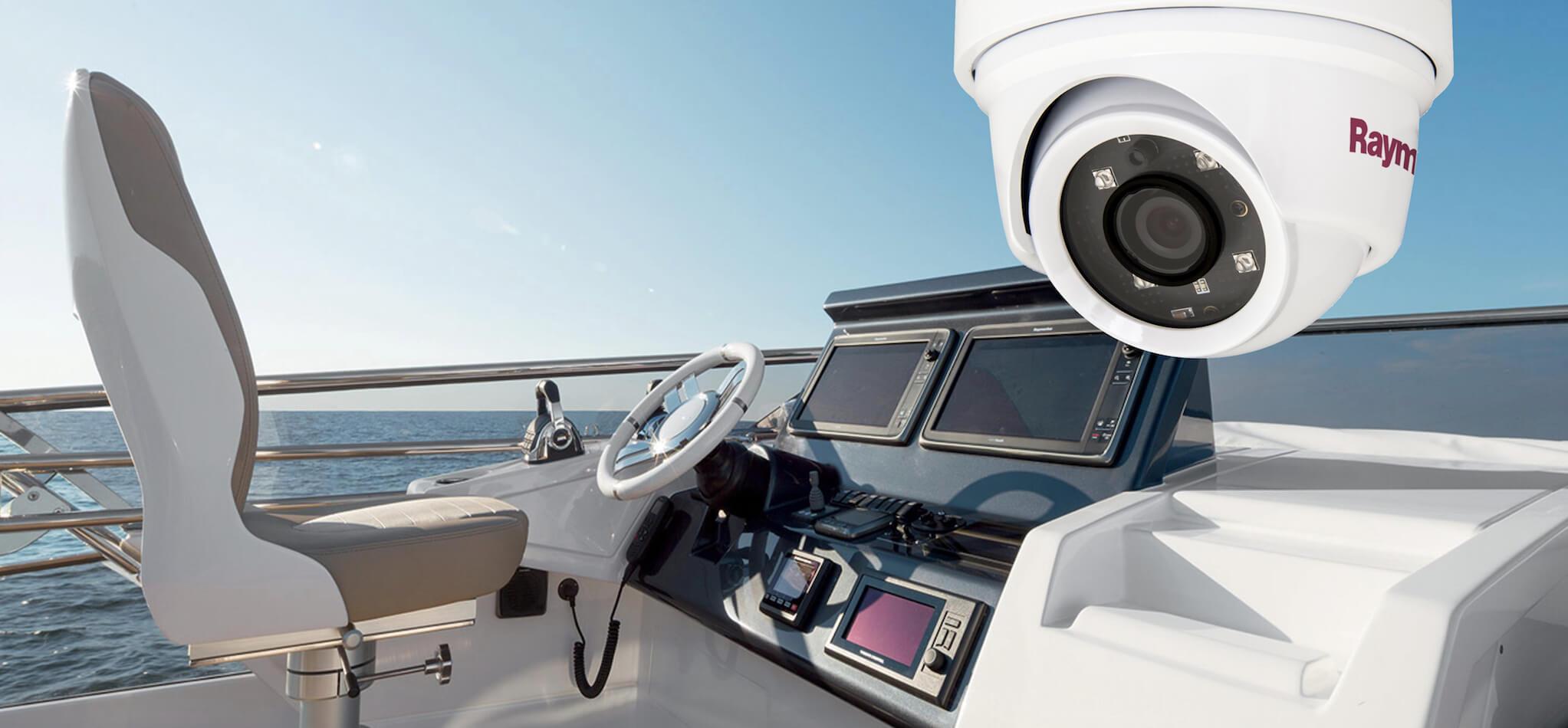 Технології FLIR для яхтсменів