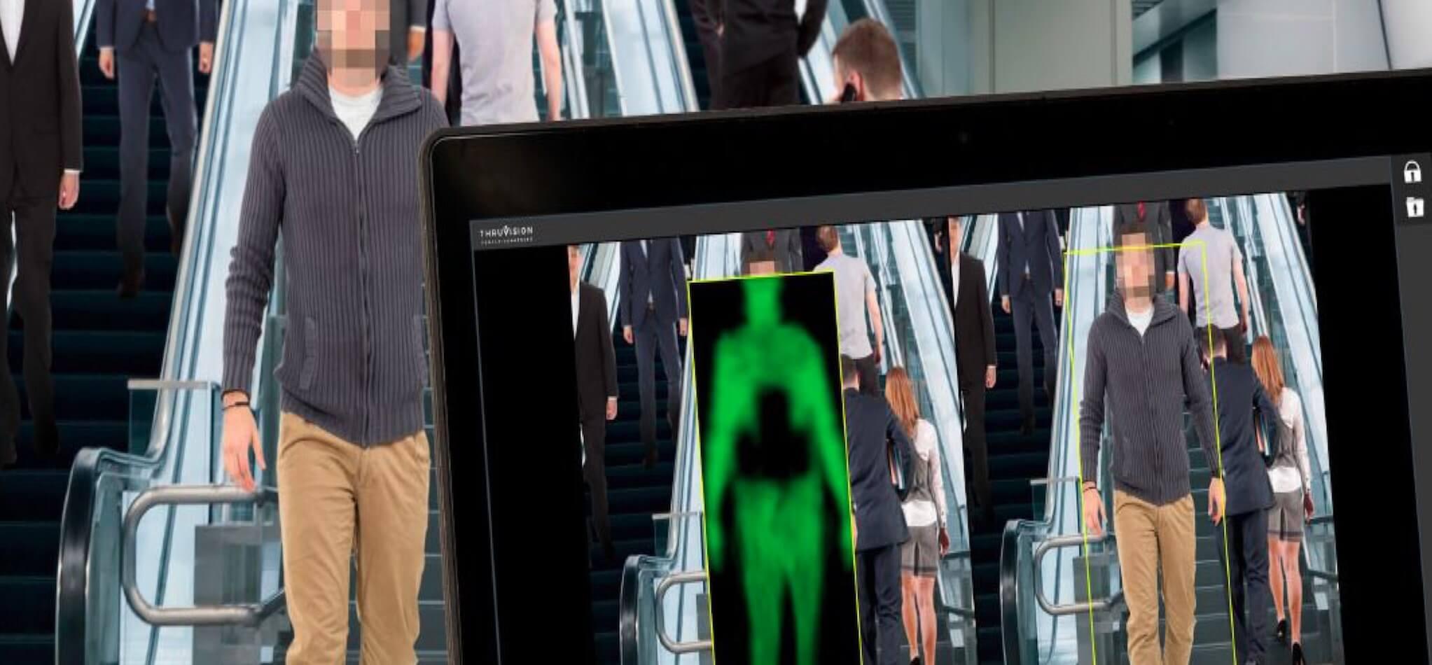 Побачити все: сканування пасажирів в метро США