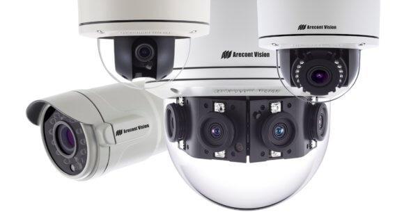 Видеокамеры Arecont Vision