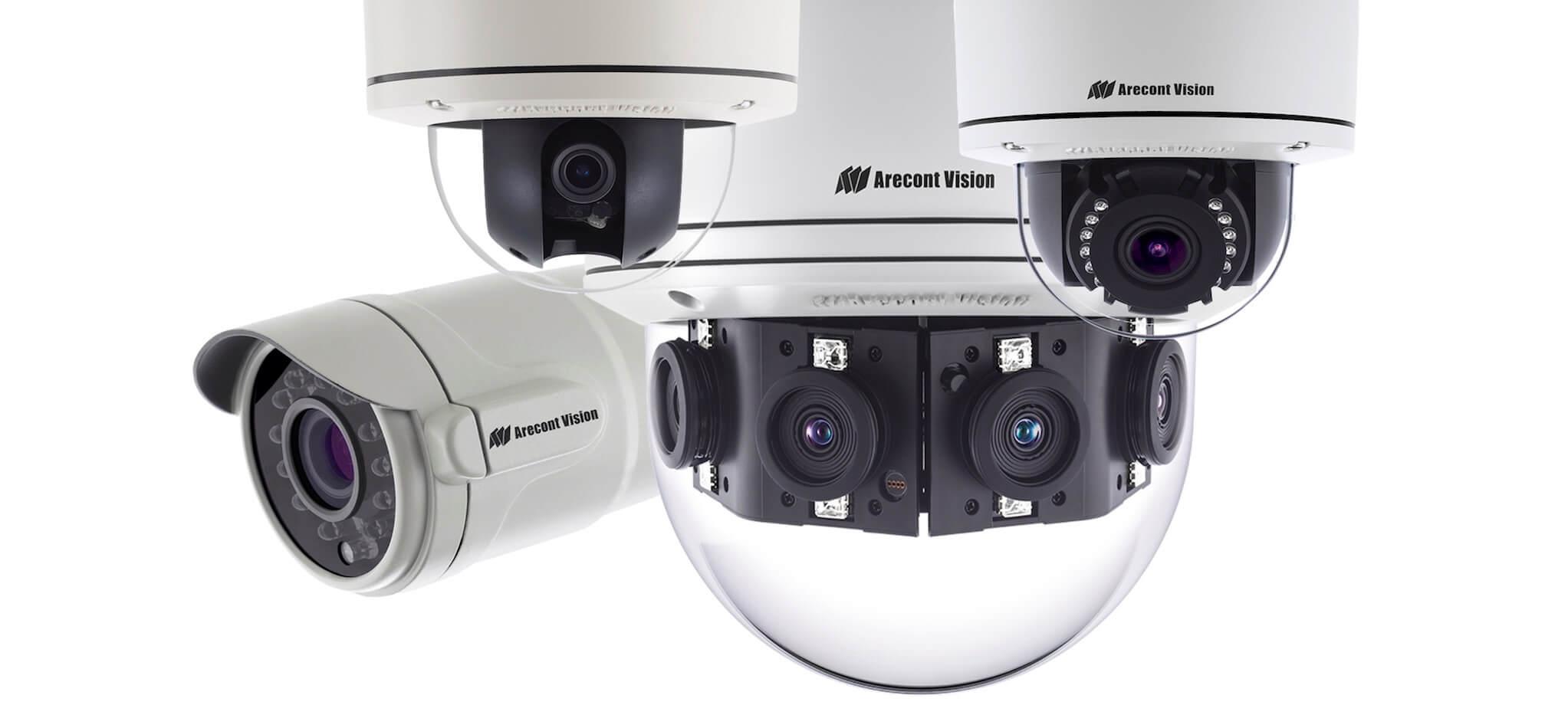 Arecont Vision — пионеры мегапикселей
