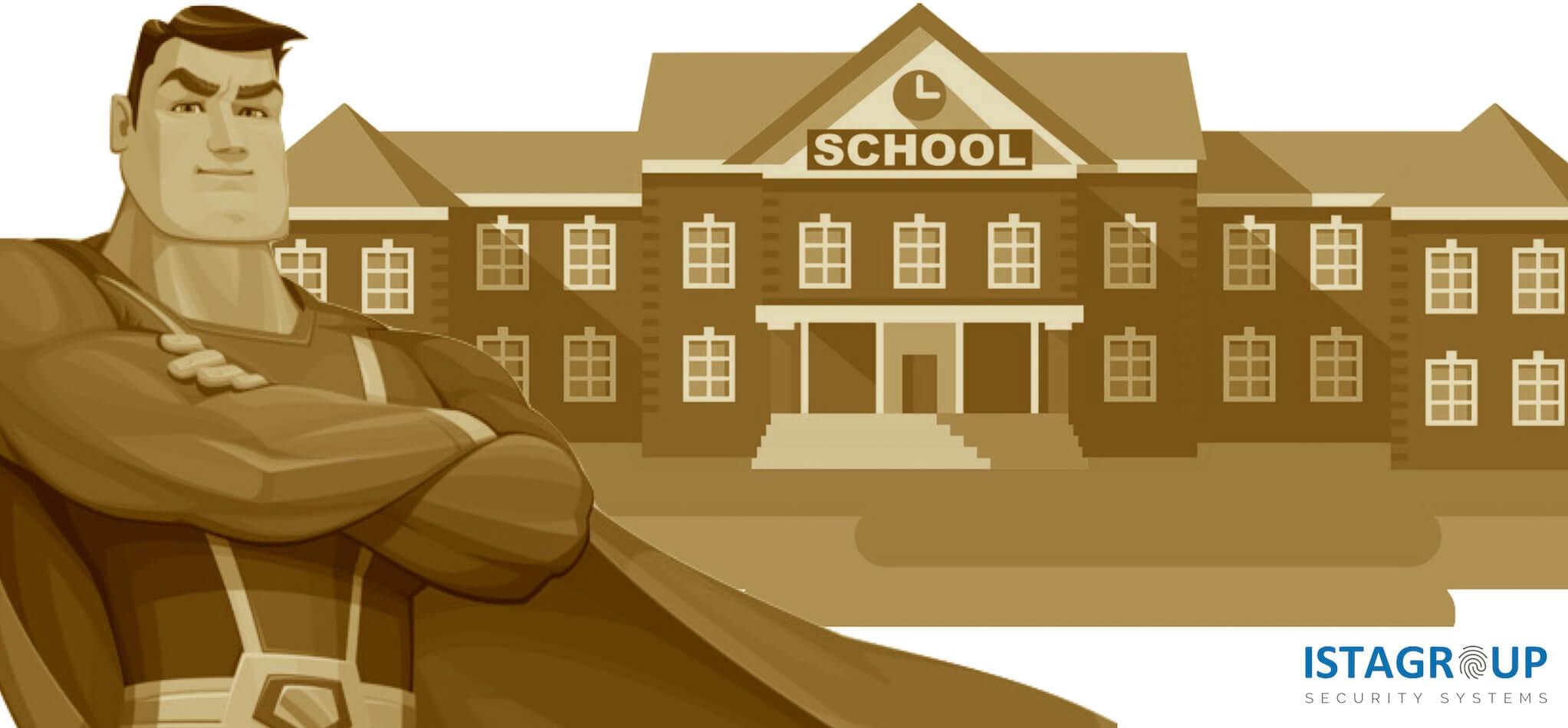 Как сделать школу безопасной: опыт США